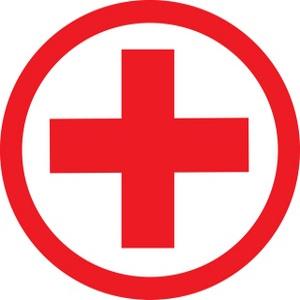 Логотип красный крест