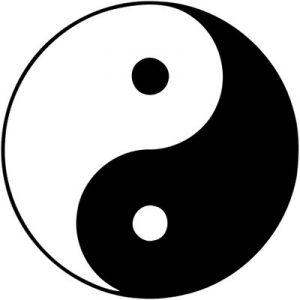 Логотип Инь Янь