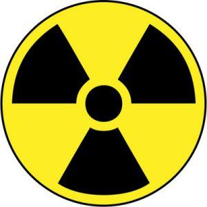 Логотип радиации