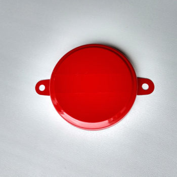 красная крышка пломба для бочки