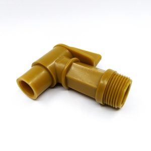 "Пластиковый кран для бочки под горловину 3/4"""