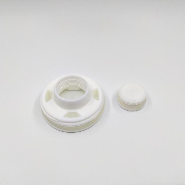 Пластиковый адаптер переходник для бочки